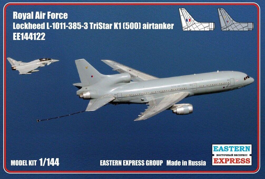 Eastern Express 1 144  L-1011-385-3 TriStar K1 (500) airtanker  EE144122