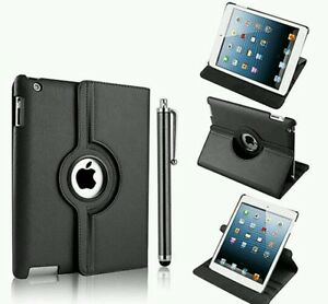 Leather 360 degree rotating smart stand case cover  for APPLE I PAD  air - south harrow, Middlesex, United Kingdom - Leather 360 degree rotating smart stand case cover  for APPLE I PAD  air - south harrow, Middlesex, United Kingdom