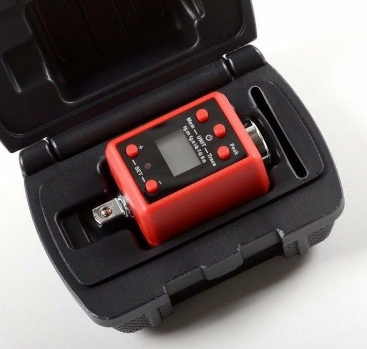PRO Digital Torque Wrench Adaptor Electronic Unit Conversion for 1 2  Ratchet