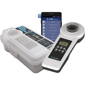 Pool ELETTRONICO TESTER poollab 1.0 - per misurare fino a 9 parametri