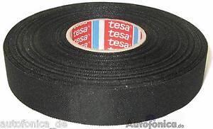 TESA-kfz-Gewebeband-51006-19mm-x-25m-Klebeband-Band-bis-150-C-MwSt-neu