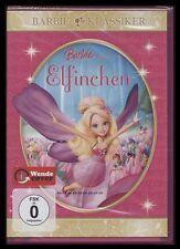 DVD BARBIE PRÄSENTIERT ELFINCHEN - Top-Animationsfilm für Mädchen *** NEU ***