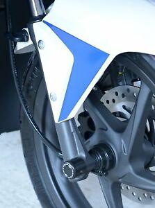 R-amp-G-Racing-Fork-Protectors-for-the-Honda-NSC50R-2013-2015-FP0135BK-BLACK