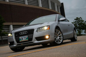 2010 Audi A5 with Extended Warranty!