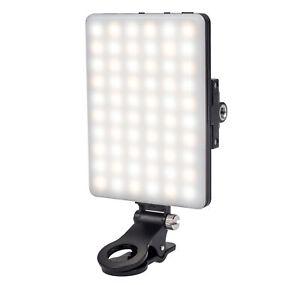 Smartphone LED-Licht ayex SL60AI - Perfekte Ausleuchtung, USB ladbar