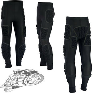 BODY-ARMOUR-SKIING-SKATING-SNOWBOARD-MOTORBIKE-IMPACT-PADDED-PROTECTION-TROUSERS