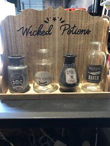 Target Bullseye Playground Halloween Potions Brews Elixirs  Shelf