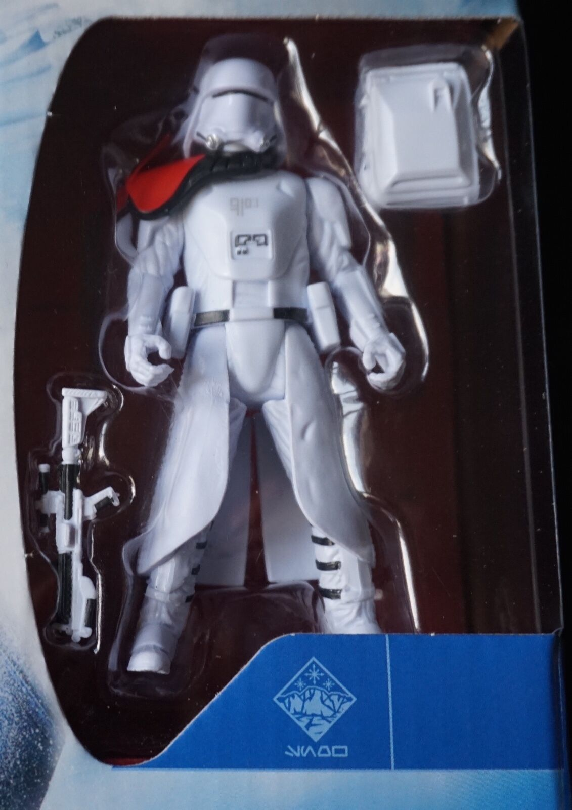 First Order Snowspeeder Snowspeeder Snowspeeder & Snowtrooper Officer   Star Wars   The Force Awakens 34d560