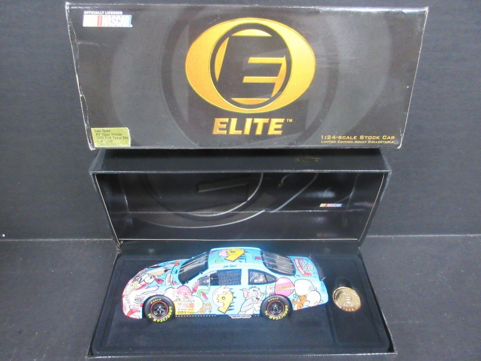 1998 Action Elite--Lake Speed-Happy Birthday-- 1 24th scale