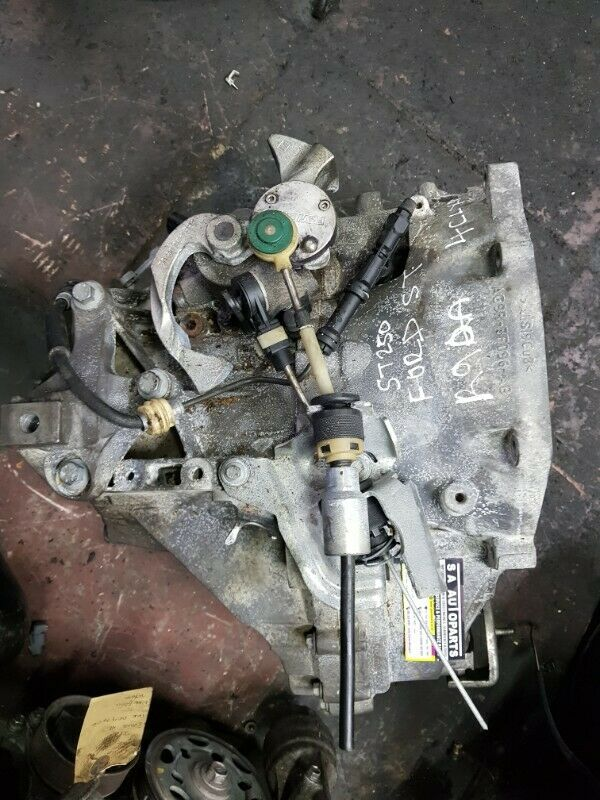 FORD FOCUS ST250  GEARBOX