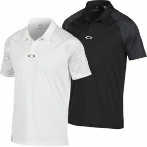 Oakley-Golf-Mens-Signature-SS-Performance-Golf-Polo-Shirt
