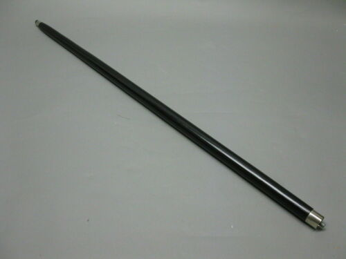 Antique Designer Silver Brass Victorian Handle Black Wooden Walking Cane Stick
