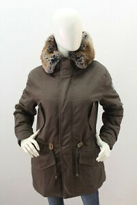 Giubbino-REFRIGUE-Donna-Jacket-Coat-Giacca-Jacke-Frau-Woman-Taglia-Size-40-S