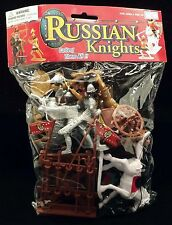 BMC 36 Russian Knights Bagged Toy Soldier Playset
