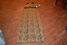 E7- Farouche by Lori Weidner Evenings Sleeveless Dress Size 12  MSRP $184.00