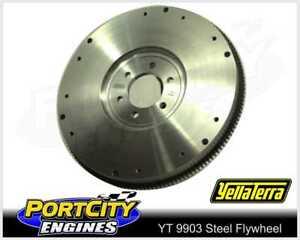 YellaTerra-Heavy-duty-Standard-weight-steel-flywheel-Holden-V8-253-308-YT9903