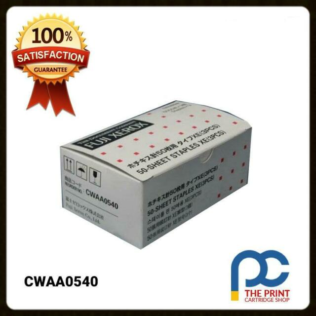 Fuji Xerox CWAA0540 Staple Cartridge  DC650 / 750 DC/AP C5540 / C6550 C FINISHER