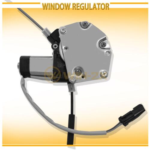 1pc New Rear Right Power Window Regulator w// Motor Fit Dodge Dakota//Durango