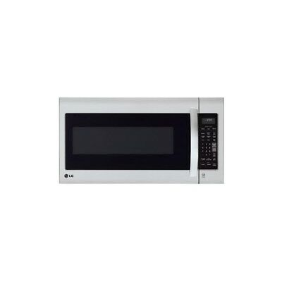 LG LMV2031ST - 2.0 Cu Ft Stainless Steel Over The Range Microwave Oven