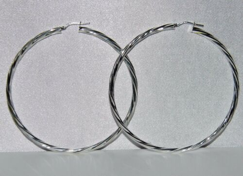 Bracelet Bangle Real 925 Sterling Silver S//F Solid Classic Cuff Design 20cm