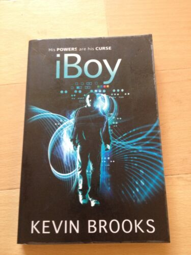 1 of 1 - KEVIN BROOKS. iBOY