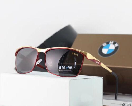 NEU BMW UV400 Polarisierte Herren Sonnenbrillen Klassische Herren Gläser Brillen