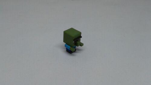 Used w//o Original Box Minecraft Mini-figure Zombie Villager