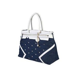 original versace jeans designer handtasche schultertasche. Black Bedroom Furniture Sets. Home Design Ideas