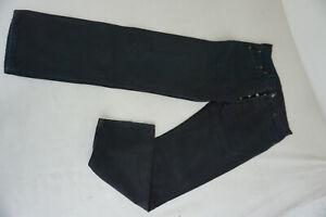 Levis-Levi-039-s-501-Herren-Jeans-Hose-36-32-W36-L32-Stonewashed-Schwarz-TOP-ad35