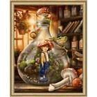 Schipper The Gnome Kit & Frame Paint-by-Number Kit