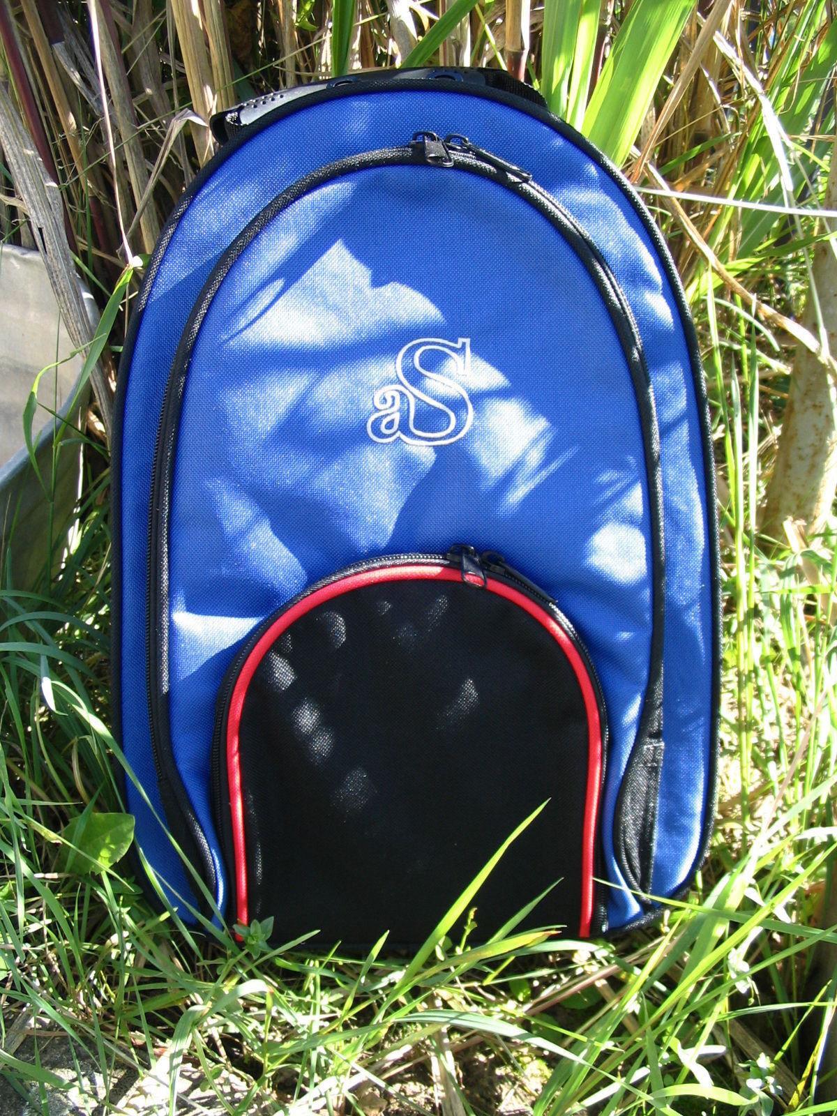 Klarinetten Koffer Etui LightCase,Fabr.  A&S, universal passend, sicher + leicht