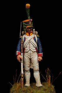 Volteggiatore-di-Linea-1806-Figurino-Dipinto-a-Mano-Scala-54mm