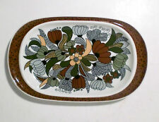70s Thomas Kiruna Camargue Platte Schale Herta Bengtsson Camarque porcelain