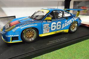 Porsche 911 996 Gt3 R # 66 Vainqueur de la Classe Daytona Gt 2002 Au 1/18 Autoart 80273