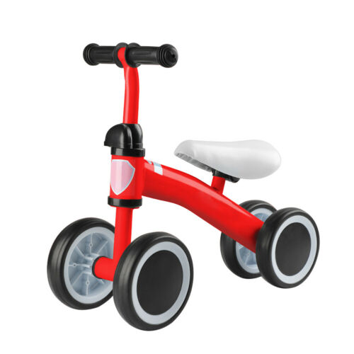 Adjustable Heavy Duty Toddler Baby Balance Bike Ride On Tricycle Trike Stroller