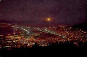 Postkarte-Suedafrika-KAPSTADT-Cape-Town-South-Africa-Post-Card-Kaapstadt-b-Nacht