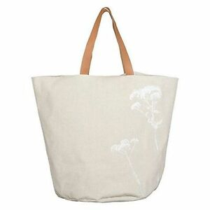 John-Lewis-Croft-Collection-Large-Beige-Canvas-Tote-Shopper-Shopping-Beach-Bag