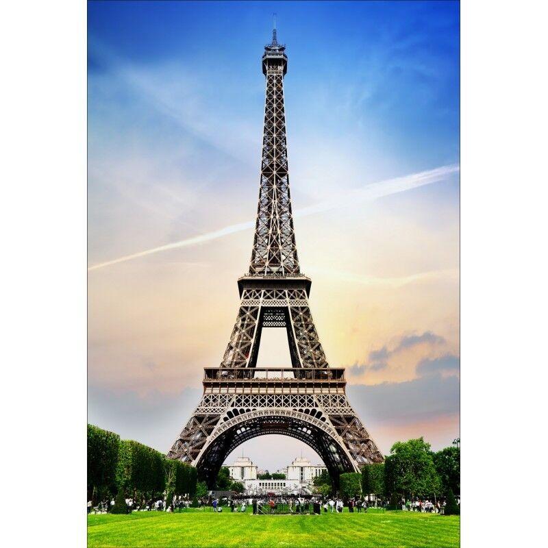 Wandaufkleber Deko  Eiffelturm 1310
