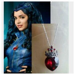 Descendants Evie Heart Necklace Ebay
