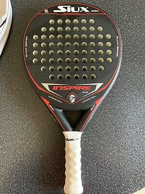Es mas que apuntalar búnker  Pala Siux Inspire 2.0 con Hesacore Grip. | eBay