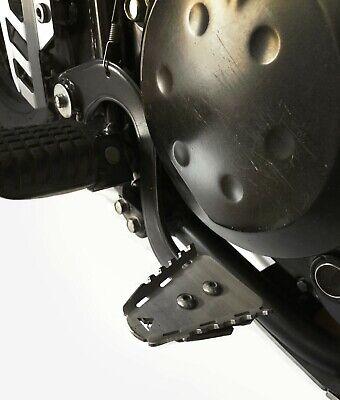 Krono Parts Brake Pedal Surface Extension Kawasak KLR 650