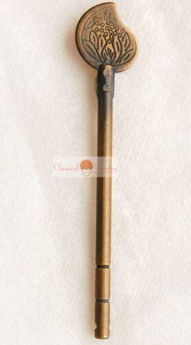 Furniture Hardware Cabinet Door Trunk Box Latch Locking Pin Deadbolt Copper