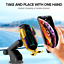 thumbnail 17 - Wireless-Automatic-Clamping-Smart-Sensor-Car-Phone-Holder-and-Fast-Charger-10W