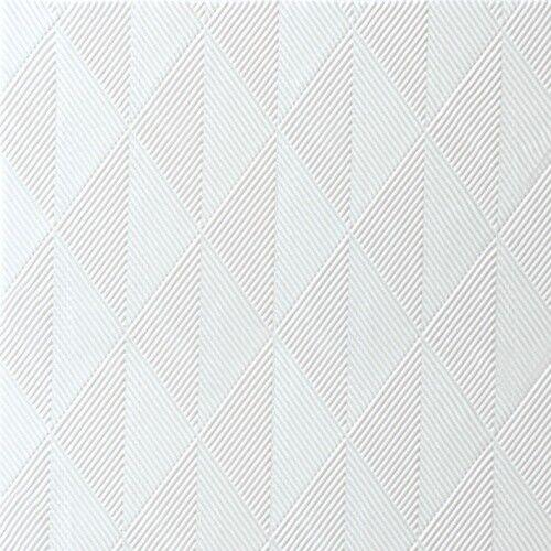 6x40 Stück Duni Elegance Servietten 40x40cm Crystal weiß
