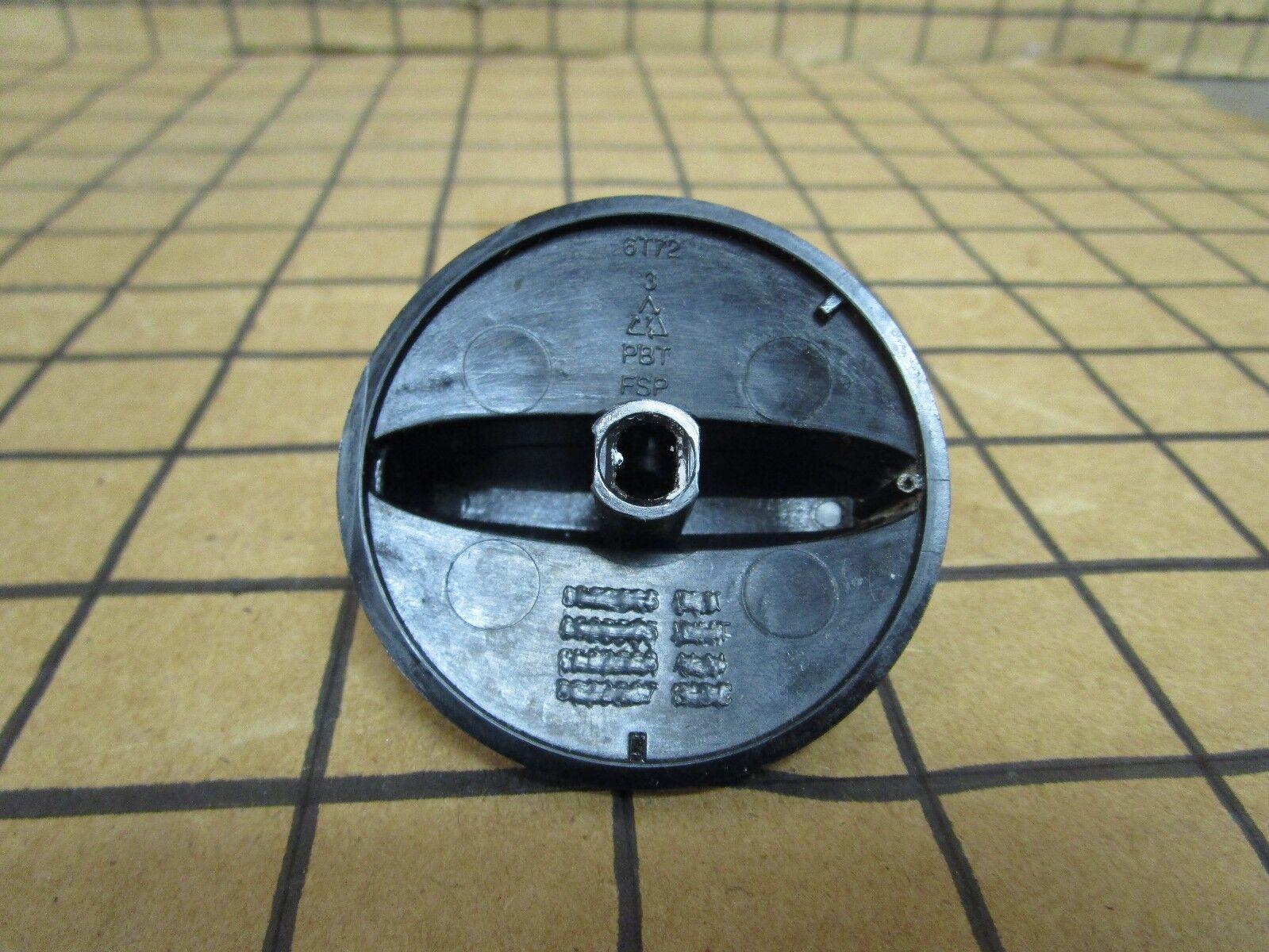 9761964 Whirlpool Stove Oven Range Knob-Electricwplbl OEM 9761964