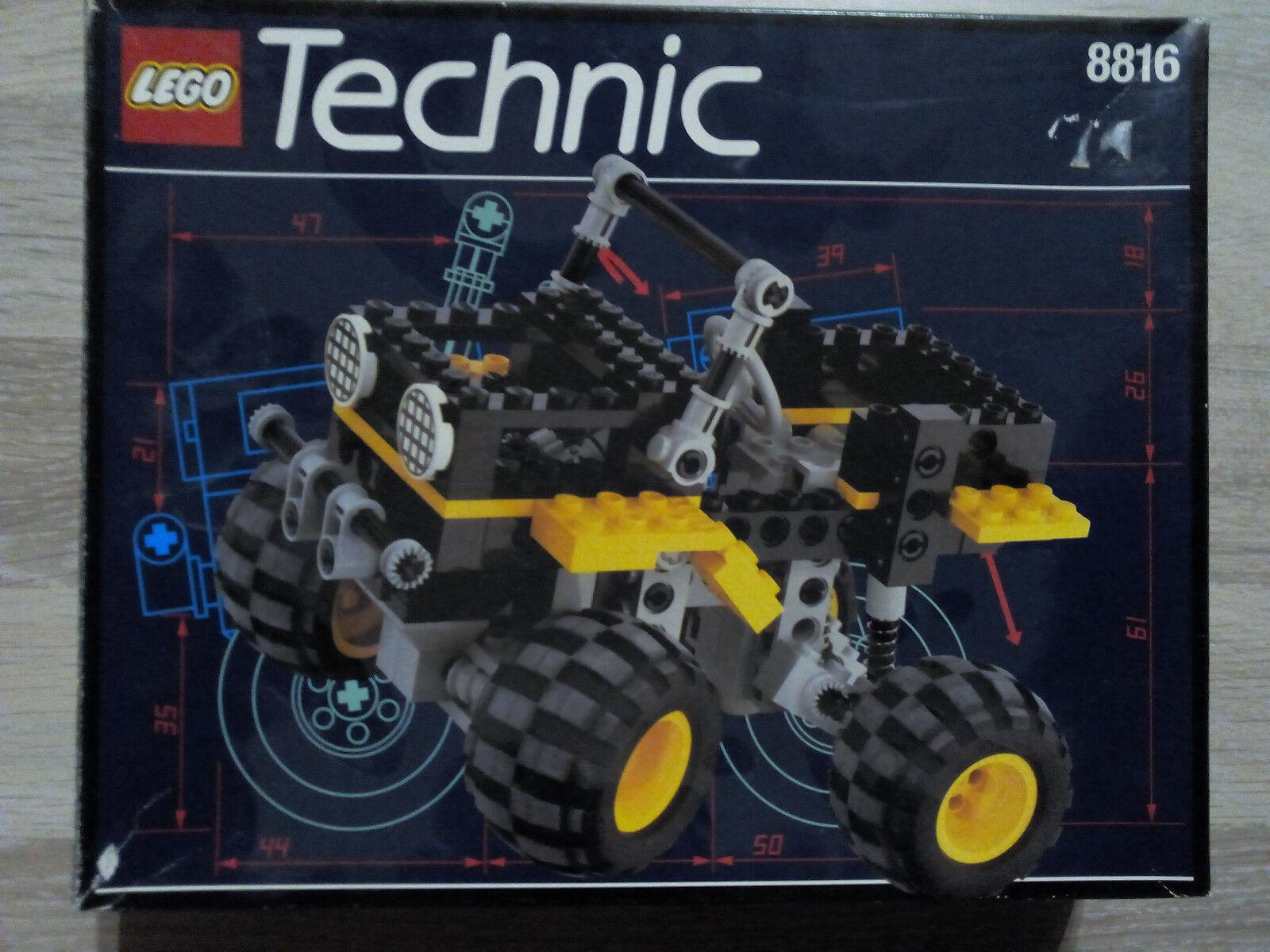 Lego Technic Technik 8816 Off Roader / TOP ZUSTAND - RARITÄT