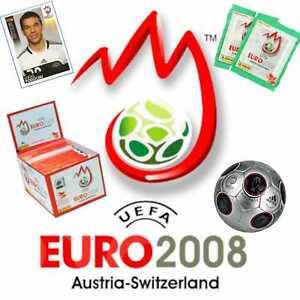 PANINI-UEFA-EURO-2008-EM-08-Austria-5-10-20-50-100-Stickers-CHOISIR-Choose-IMAGE