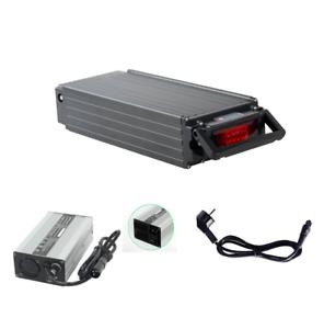 Portaequipajes batería universal 48v 20ah, Pedelec e bike E-Bike batería transformación frase LED
