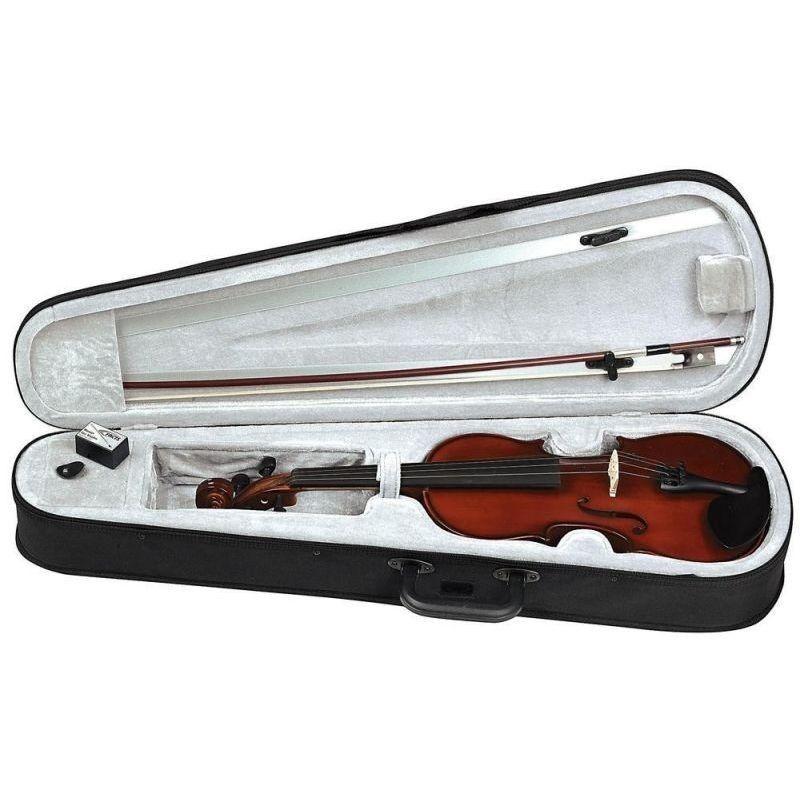 Set Violine HW GEWA 4 4 set-up Deutsch durchgeführt von workshop GEWA