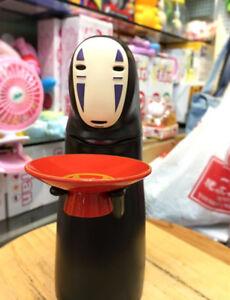 NEW Spirited Away Kaonashi No-face Musha Musha Piggy Saving coin Bank F//S Gibli